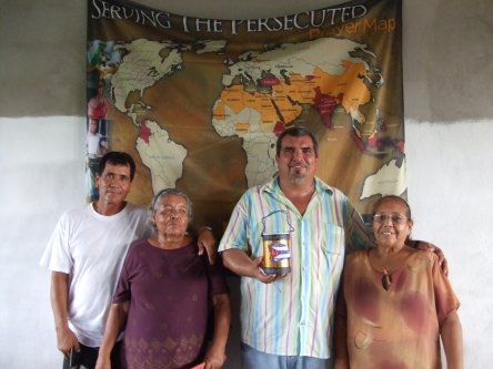 Pastor Omar, Ex-convict Becomes Pastor & VOM Link